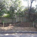 Condo Retaining Wall - In-Process